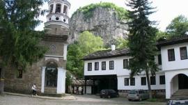 Търновските манастири