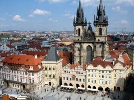 Нови Сад - Прага - Дрезден